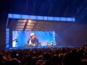 Mojo Barriers supported the Bruno Mars Europe and US tour