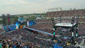 Mojo Barriers US- WrestleMania 2017
