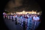 Mojo Barriers at BT London Live Trafalgar Square
