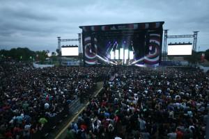 Mojo Barriers at Bilbao BBK Live Festival