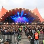 Mojo Barriers at Roskilde Festival