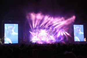 Kasabian at V Festival