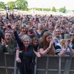 Mojo Barriers at V Festival